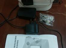 مكينة خياطة تعمل بالكهرباء و البطاريات