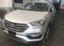 Hyundai Santa Fe car for sale 2017 in Tripoli city