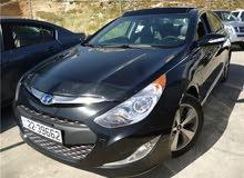 Hyundai Sonata car for rent