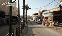 ارض في مكان مميز تقع على شارع عمر المختار مقابل سوق فراس