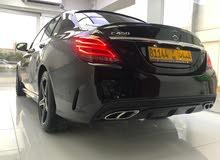 مرسيدس بنز C450 AMG 2016 للبيع