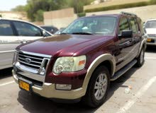 Maroon Ford Explorer 2008 for sale