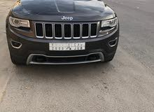 Grey Jeep Grand Cherokee 2014 for sale