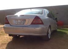 مرسيدس C230 موديل 2005 محرك 24 /V6 فل الفل