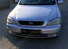 Automatic Grey Opel 2002 for sale