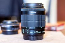 Canon EF-S 18-55mm f/3.5-5.6 IS STM Standard Zoom Lens for sale