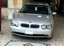 BMW 735 for sale in Baghdad