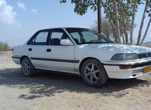 Used condition Toyota Corolla 1993 with 10,000 - 19,999 km mileage