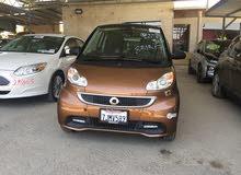 Mercedes smart electric 2015