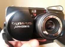كاميرا Olympus يابانية