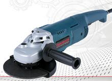 "ANGLE GRINDER 180MM 7"" AGR.2200/180 EUROBOOR HOLLAND"