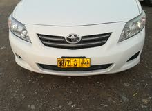 Toyota corolla 2008 very good condition