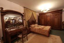 غرفة نوم فاخرة