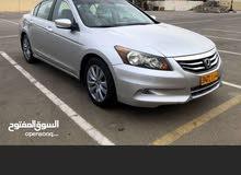 Honda Accord 2011 For sale - Silver color