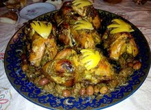 دجاج مغربي