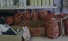 محل مواد زراعيه للبيع او للبدل - سوق كفريوبا