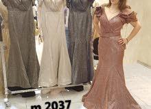 فستان سهرة مميز جداً وارد تركيا