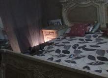 غرفة نوم محاميد استعمال خفيف للبيع