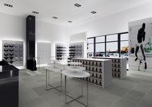 تصميم المحلات