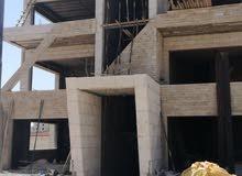 شقة 250م للبيع بالتقسيط - طريق المطار خلف مدارس عالميه