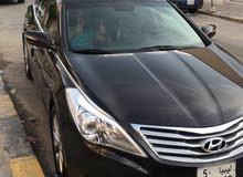 Automatic Maroon Hyundai 2013 for sale