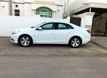 Gasoline Fuel/Power   Chevrolet Malibu 2014