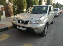Automatic Beige Nissan 2002 for sale