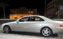 For sale 1999 Silver S 320