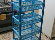 Shelves for Veg. & Fruits