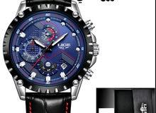 ساعة يد رجالية فاخرة ماركة LIGE