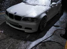 BMW e46 2002 For sale - White color