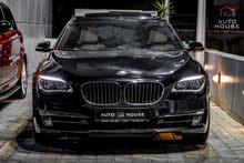 2015 BMW 740LI