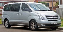 Silver Hyundai Other 2010 for sale