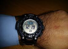 ساعة كاسيو اصلية sgw-1000