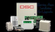 اجهزة انذار سرقة للمنشآت  DSC كندي