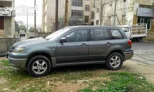 Mitsubishi Outlander made in 2003 for sale