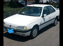 Peugeot 405 1994 - Manual