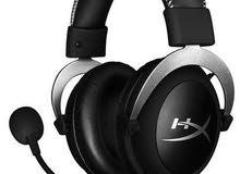 سماعة hyperx جودة عالية وبسعر مناسب
