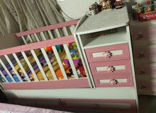 سرير طفل