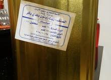 زيت زيتون عجلوني أردني بكر  عصرة 10/2018