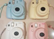 Instax 8 Cameras
