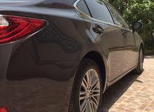 Gasoline Fuel/Power   Lexus ES 2013