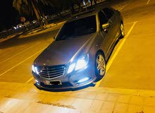 Mercedes Benz E550 Used in Al Ain