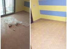01157139355 شركة جنة لخدمات لتنظيف منازل مابعد لتشطيب وشقق المغلقة