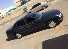 لكزس Ls400  موديل 1997 نظيفه السياره ما تشكي من شي