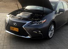 Grey Lexus ES 2016 for sale