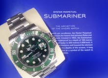 ROLEX Submariner Green (HULK)