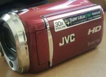 كاميرا JVC تصوير HD