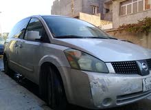 Nissan Quest 2007 For sale - Silver color