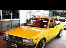 مطلوب سيارة تويوتا كورولا موديل  1983